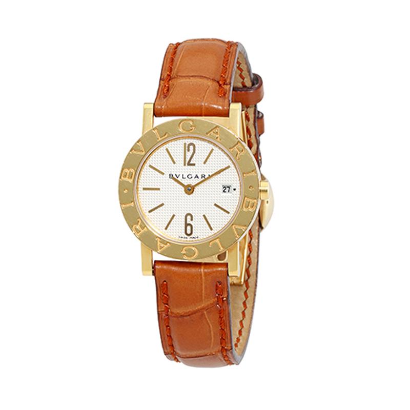 selezione premium ff347 fd77d Bulgari, Bvlgari Bvlgari, orologio donna oro pelle,101358