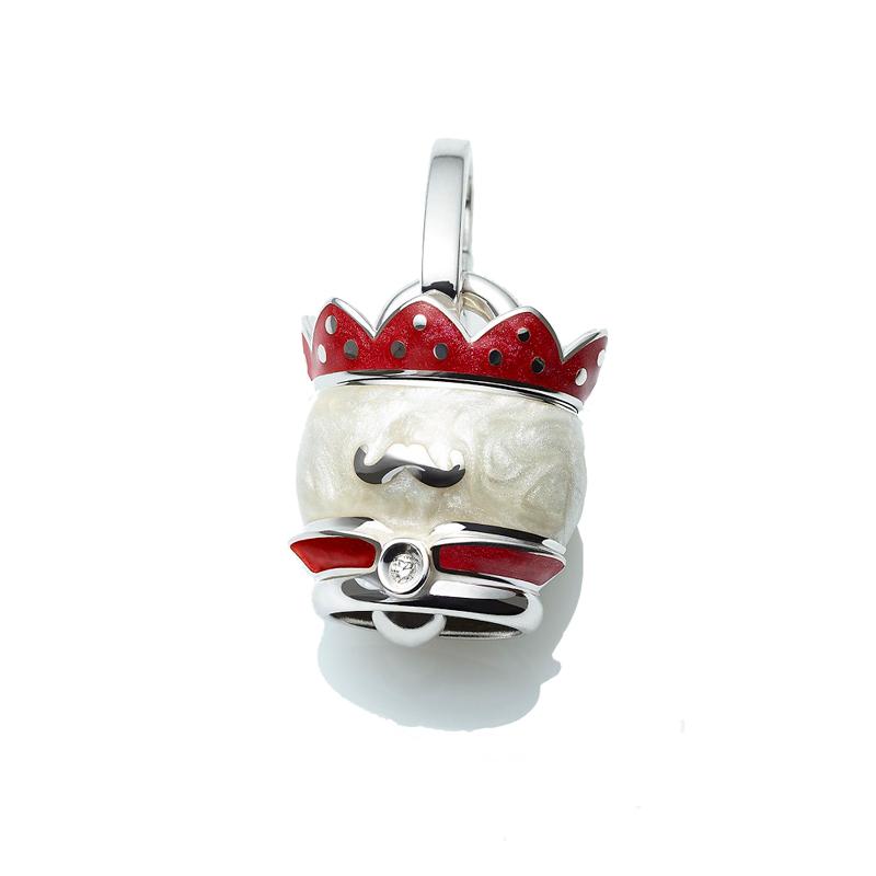 Ciondolo campanella regina