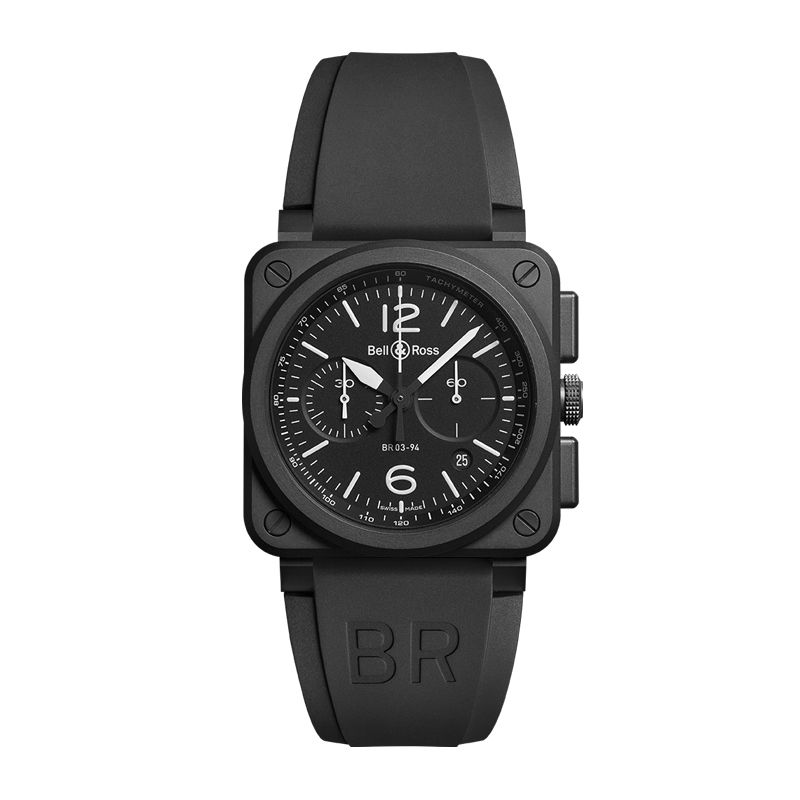 BR 03-94 BLACK MATTE