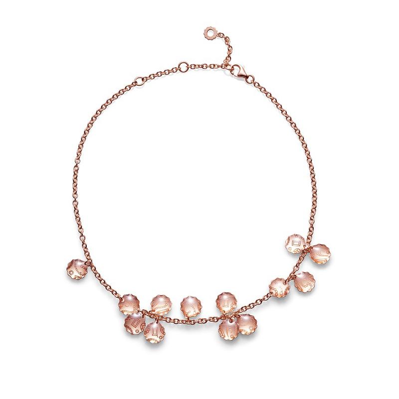 Multicharm Necklace