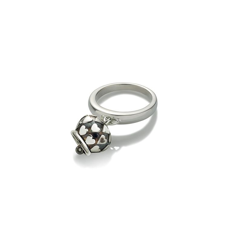 Micro campanella ring