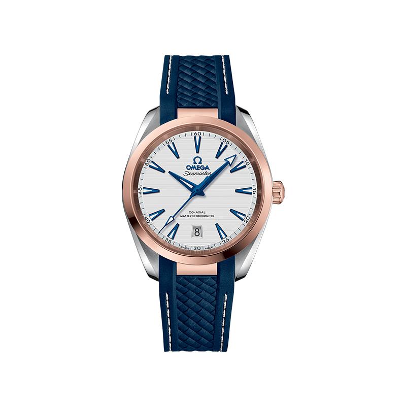Omega Seamaster Aqua Terra 150M orologio acciaio oro