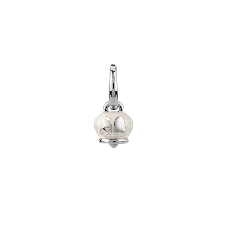Micro campanella earring