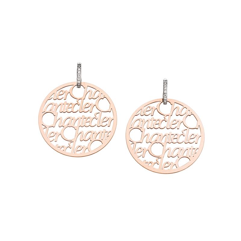 Medium earrings