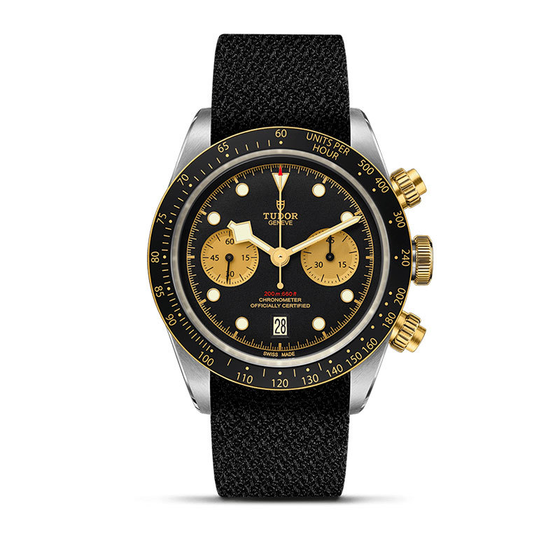Black Bay Chrono S&G