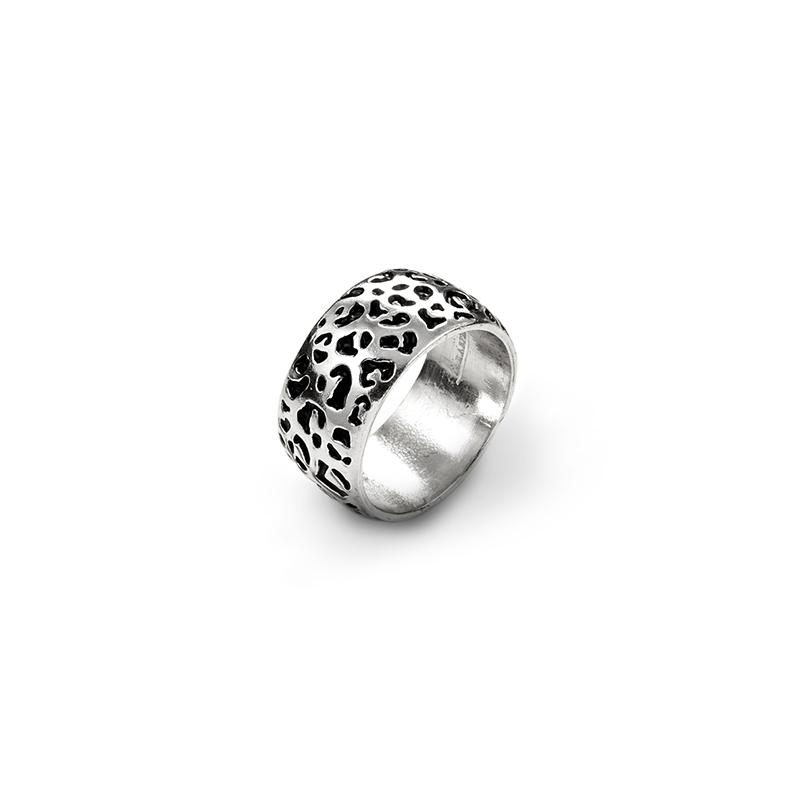 Anello Fascia Leopard