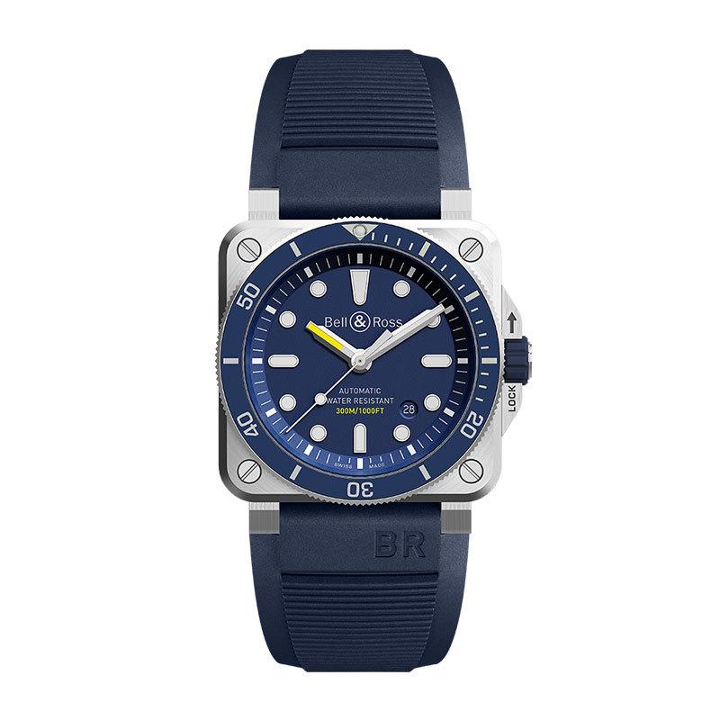 BR 03-92 Diver Blue,