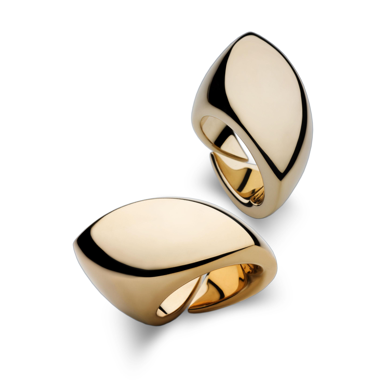 vhernier laguna anello oro rosa 01026a 100 On vhernier gioielli catalogo