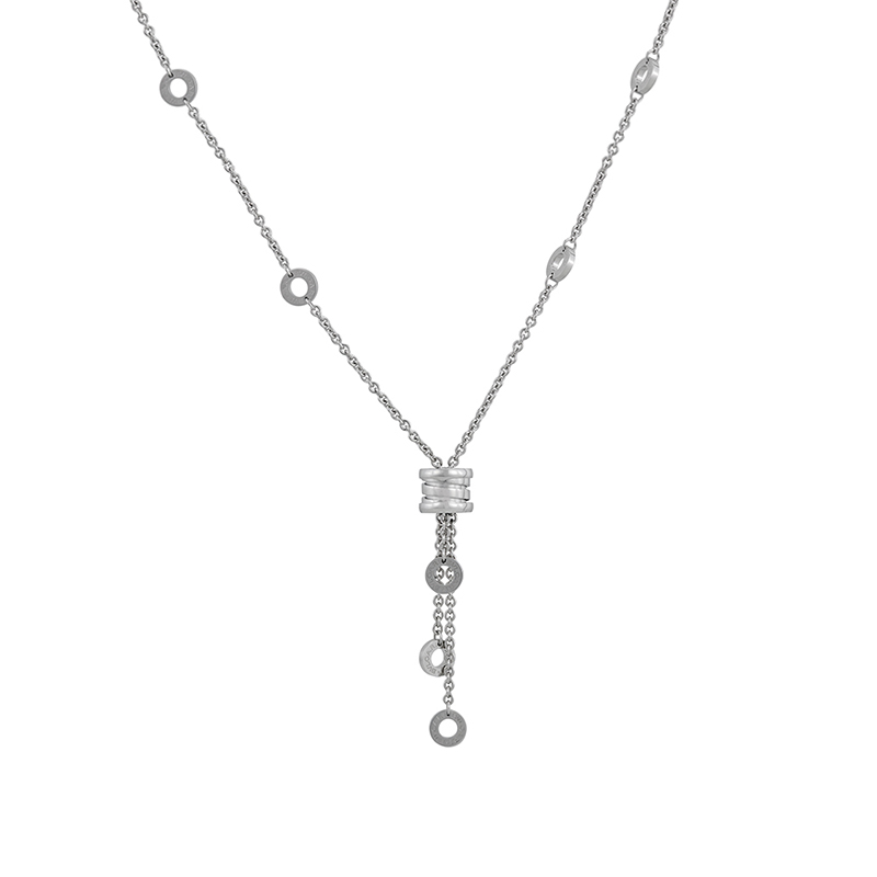 Necklace in White Gold