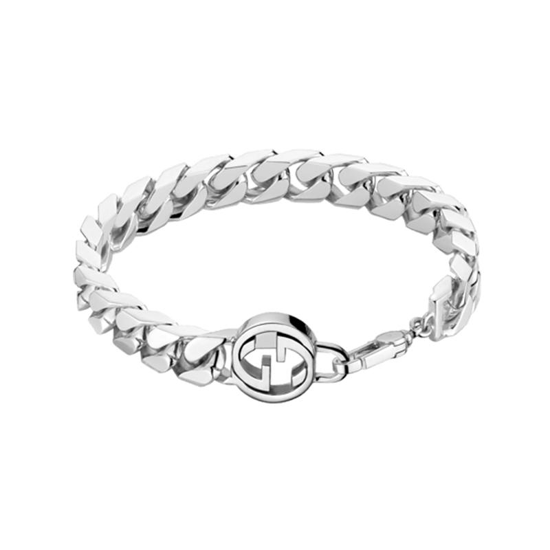 molto carino 76f7c 77c82 Gucci - gioielli Uomo - bracciale, argento, 356263J84000702