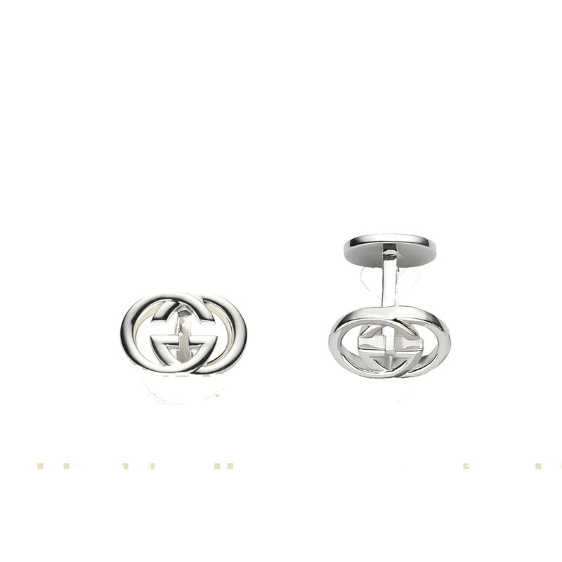 Gucci - Silver for man - Cufflinks silver YBE214193001 189b819e4e22