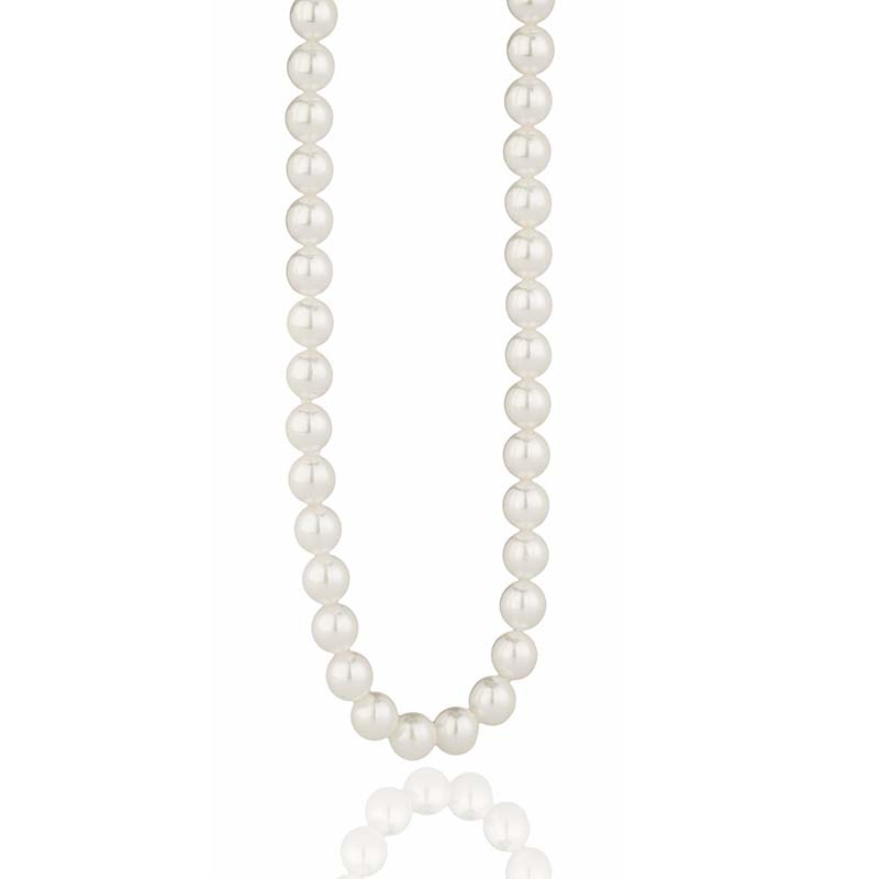 String of pearl for necklace
