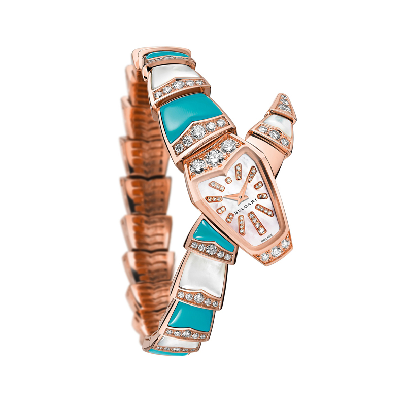 Serpenti Jewelry Watches - 26 mm